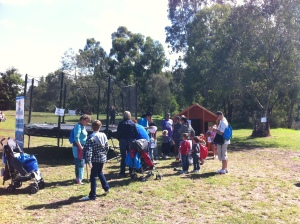 Awesome Playgrounds - Scope Family Fun Day